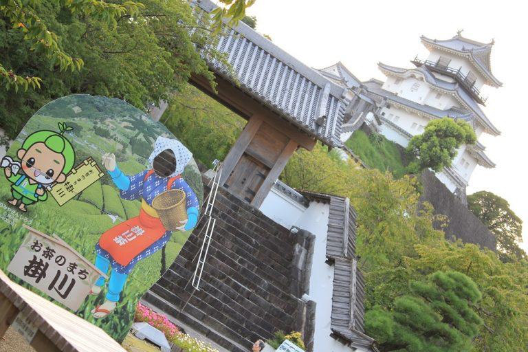 掛川城三の丸広場