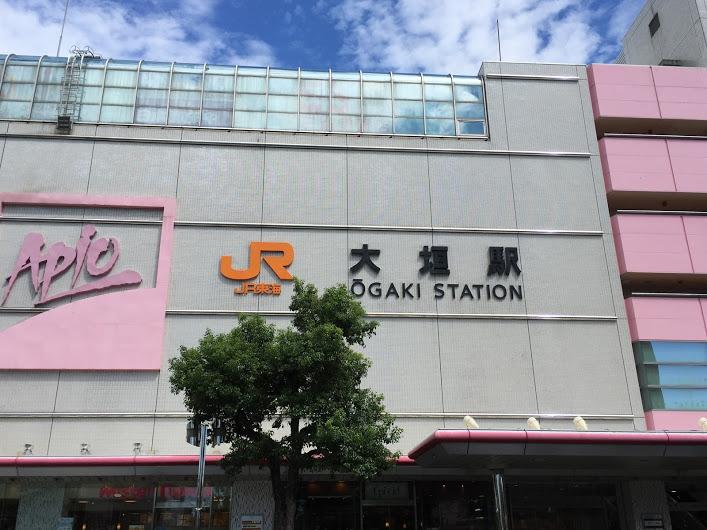 大垣駅駅舎