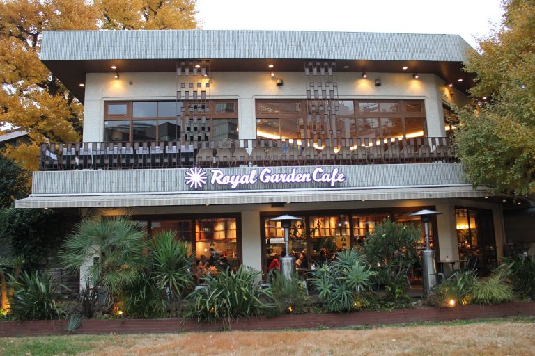 Royal Garden Cafe 青山