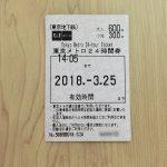 東京メトロ24時間券で行く東京の桜名所スポット5選+3選