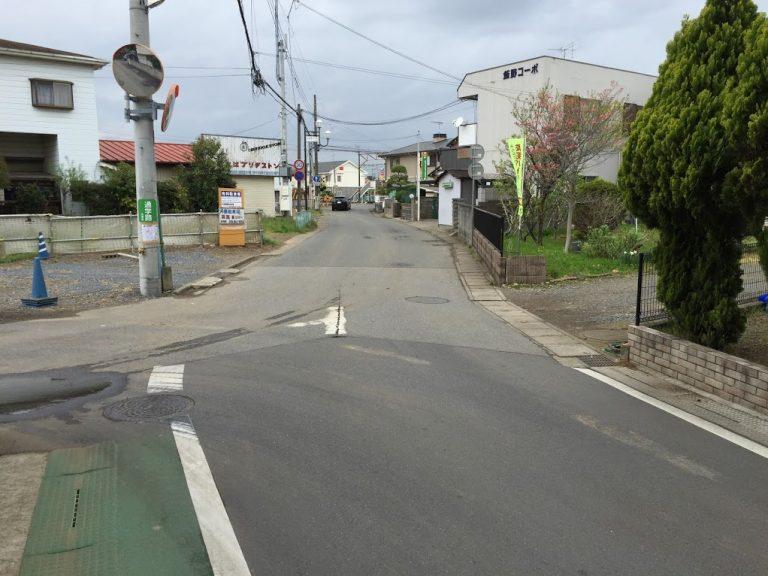 荒川沖駅4コーナー