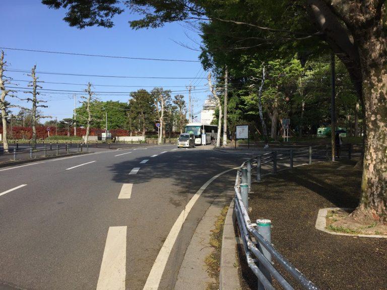 松戸競馬場3コーナー4コーナー中間