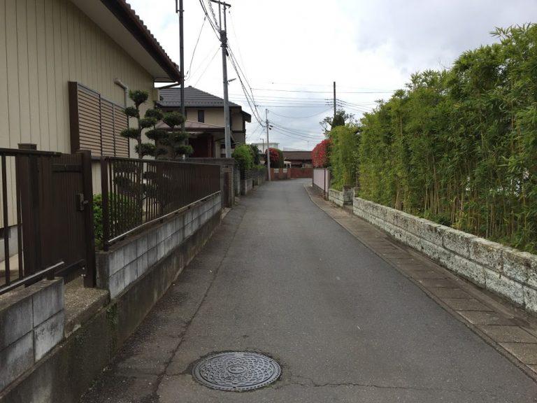 荒川沖駅3コーナー