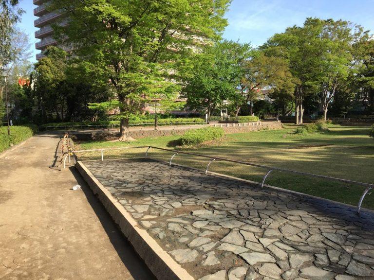 松戸競馬場4コーナー