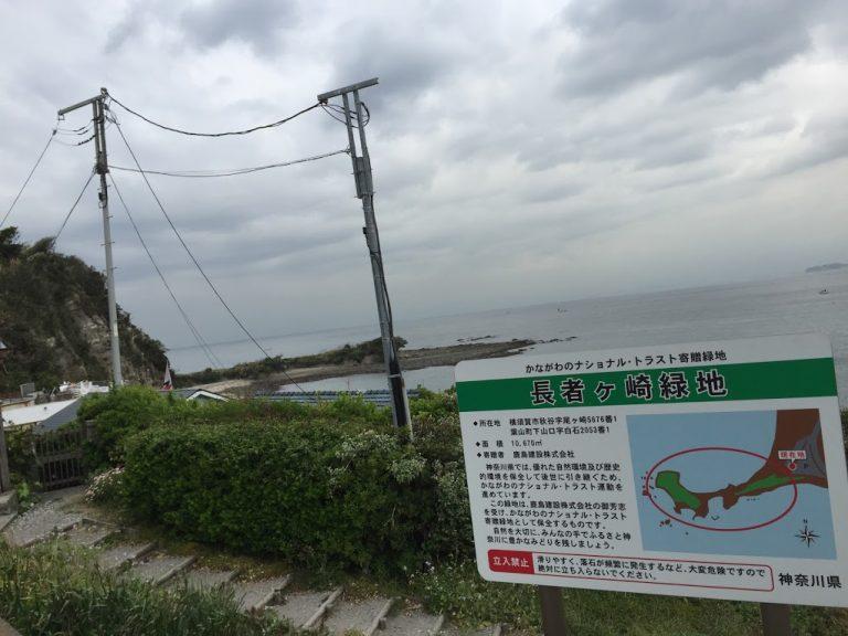 長者ヶ崎緑地