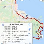【原付2種 日本一周・50日目】三重県津市から三重県志摩市まで